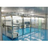 Buy cheap Free Design Drawing Softwall Clean Room/ Clean Booth Size Customizable product