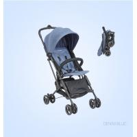 China Mini Capsule Plus Baby Carriage Stroller One Hand Innovative One - Step Folding on sale