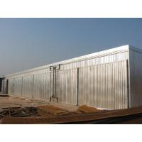 Buy cheap 3 Kw Motor Wood Drying Chamber 150 Kg / M2 Snow Loading Easy Maintain from wholesalers