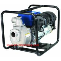 Buy cheap Gasoline Engine Water Pump 5.5hp 50m Suction Head of Construction Tools product
