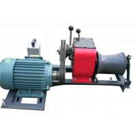 Buy cheap 8KN 1 Ton Electric Cable Pulling Winch Steel Electric Cable Winch Puller product