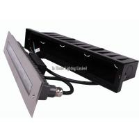 Buy cheap 12V Outdoor Linear LED Underground Light , Recessed LED Stair Step Light Stainless from wholesalers