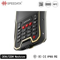 GSM GPS Wireless Mobile Phone Android Symbol N410 Barcode Scanner with Sim Card and Memory