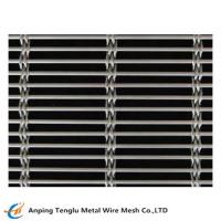 Buy cheap Stainless Steel Cable Mesh Cable pitch: 36mm Cable diameter: 1.0mm X 4 product