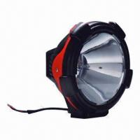 Buy cheap 9-inch 12/24V 35/55W HID Off-road Light with HID Xenon Work Light and Super 4 x 4 HID Fog Light product