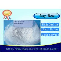 Buy cheap Anabolic Peptides Steroids Winstrol (stanozolol)powder and Performance Enhancing from wholesalers