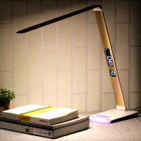Buy cheap Adjustable desk lamps 12W high definition display 3000K - 5000K CCT dimmable 80ra from wholesalers