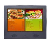 Buy cheap Shopping Mall Led Backlight Wall Mounted Digital Signage Players product