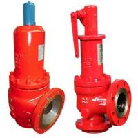 China 150# Full lift safety valve type Pressure Reducing Valves with Flanged end cast steel body on sale