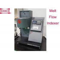 Buy cheap High Precision Melt Flow Index Tester For Melt Mass Flow Rate/  Melt Volume Flow Rate product