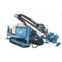 Buy cheap 150-250mm Hole Diameter Hydraulic Anchor Drilling Rig Maximum Drilling Depth 200 from wholesalers