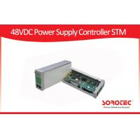 Buy cheap LCD Display 48V DC Power Supply System Controller STM Ethernet RS232 Interface product