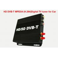China HD DVB-T MPEG4 (H.264) Digital Television Tuners with ISDB-T Standard  on sale