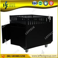 Buy cheap Men cloth retail store promotion garment display table made by LEFFECK product