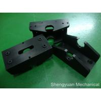 Buy cheap AL6061 Black Anodize Finish CNC Precision Machining Cutter Carriage from wholesalers
