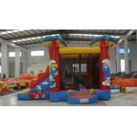 Buy cheap Small Family Backyard Inflatable Bouncer Castle for Kids/Kids Indoor Inflatable Bouncy Castle product