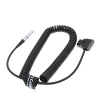 Buy cheap Teradek Bond 0B 2 Pin Male To Anton Bauer Camera Power And Video Cable D Tap Power Coiled product