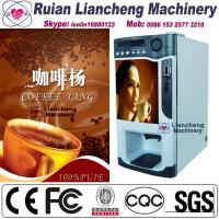 Buy cheap LC-003 coffee vending machine with coin product