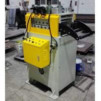 China Straightening / Roll Leveling Coil Feeder Machine For Big Thickness Material on sale