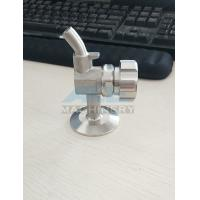 Buy cheap Clamp Sanitary Stainless Steel SS316L Perlick Style Beer Sampling Valve product