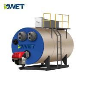 Buy cheap Environmentally friendly fire tube mini gas 1000kg/hr steam boiler for from wholesalers