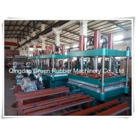 Buy cheap Rubber Machinery Rubber Mats Making Machine product