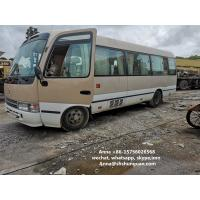 Buy cheap Euro 3 Second Hand Toyota Coaster 30 Seater For Inner City Transportation product