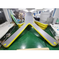 Buy cheap Inflatable Water Park Australia Floating Y Shape Inflatable Water Sports Y from wholesalers
