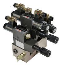 Buy cheap YR-HWSB-T Hydraulic valve block for Environmental sanitary equipment from wholesalers