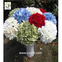 Buy cheap UVG FHY20 wedding accessory silk hydrangea flowers artificial for bridal bouquets use product