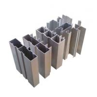 Buy cheap Electrophoresis Aluminum Door Extrusions product