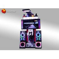 China Indoor Playground Game Park Dancing Redemption Game Machine Vr Dancing Simulator on sale