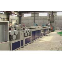 Buy cheap Easy Operate Strapping Band Machine , Pp Strapping Band Making Machine from wholesalers