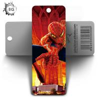 Buy cheap Amazing 3D Lenticular Bookmark Printing / Personalised Bookmarks For Schools product