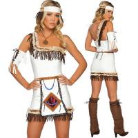 Buy cheap Native American Mistress Party Adult Costumes / Funny Halloween Costumes product