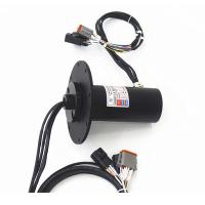 Buy cheap Deutsch Connector IP65 15rpm Capsule Slip Ring product