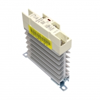 Buy cheap 48-600VAC Heat Sink For Ssr product