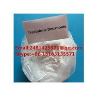 Buy cheap Safe 99% Purity Raw Muscle Growth Anabolic Steriods Trestolone decanoate Powder product