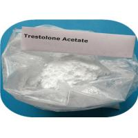 Buy cheap Trestolone Acetate Ment CAS 6157-87-5 , White Powder Androgenic Anabolic Steroids product