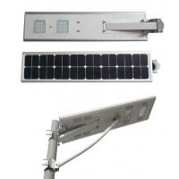 Buy cheap High Bright Solar LED Street Light 30 WATT , 3000 - 3300 Lm Luminous Flux product