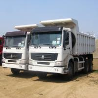China  SINOTRUK HOWO 30 ton 6x4 tipper truck for sale  for sale