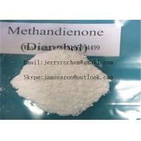 Buy cheap Mass Building Stack Steroids , Methandienone Dianabol 72-63-9 High Purity product