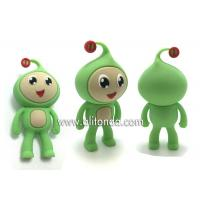 Buy cheap PVC mini cute 3d dolls custom for home decoration children promotional gifts product