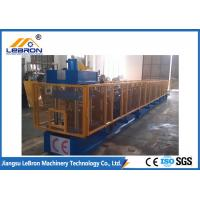 Buy cheap PLC control automatic door frame roll forming machine high precision and smooth 2018 new type product