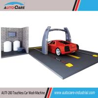 Buy cheap High pressure Mobile Touchless Car Washing Machine, Touch free Car Wash system product