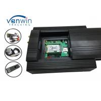 Buy cheap 3g Video Car Camera Alarm System HDD Mobile DVR With G-Shock Geofence Panic Button product