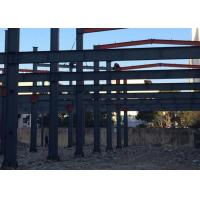 Quality ASTM Steel Framed Buildings , prefab Industrial Steel Structures for sale