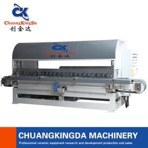 Buy cheap Automatic Marble Chamfering Polishing Machine product