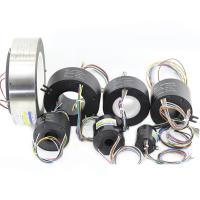 Buy cheap Through Bore Slip Rings with IP68 High Protection and More Than 230 Million Working Life from wholesalers