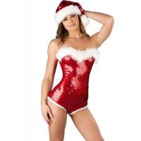 Sequin Adult Christmas Costumes Decoration Hat Sweet Sassy Cute